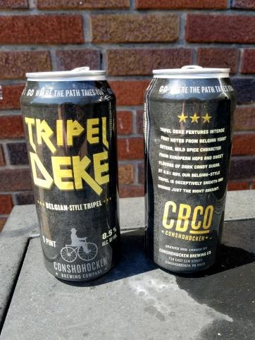 tripleDeke